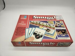Smuggle Card Game by MB Games. 7-70 years 3-6 players #646