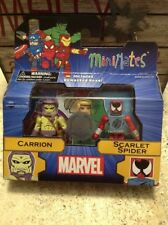 Marvel Minimates Toys R Us Series 24 Carrion & Scarlet Spider NEW