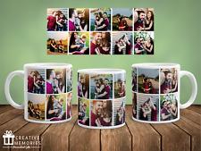 TAZZA Personalizzata-FOTO Tazza-Tazza Caffè Tè - 10 foto-Padre 'S GIORNO Cup