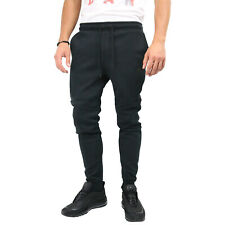 Nike Sportswear Tech Fleece Jogginghose Jogger Hose Herren Schwarz 805162 010