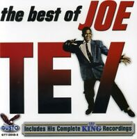 Joe Tex - The Best Of Joe Tex [New CD]