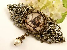 Mode-Haarspangen mit Schmetterling für Damen