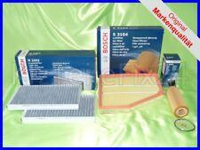 BOSCH BMW 5er E60 E61 535d BMW 6er E63 E64 635d Filter Satz Set Inspektionskit