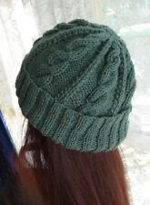Women's,Men's Hand Knitted Beanie, very warm for the winter