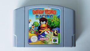 Diddy Kong Racing Nintendo 64 N64 PAL FR Cartouche Seule Très Bon État