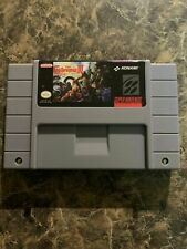 CASTLEVANIA IV 4 - SUPER NINTENDO SNES - GAME ONLY