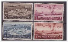 LIBIA - 1940   MOSTRA TRIENNALE D'OLTREMARE  PA  SERIE   NUOVA  **