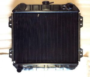 Ford Capri Brooklands Radiator