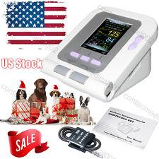 CONTEC08-VET Digital Blood Pressure Monitor,Veterinary/Vet/Animal NIBP+NIBP Cuff