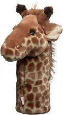 Giraffe Golf Animal Headcover Driver Head Cover Daphnes Golf Club Cover