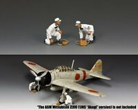 KING AND COUNTRY WW2 Pearl Harbour Flight Deck Crew Set JN002