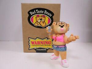 BAD TASTE BEARS - SHAZ ADULT HUMOR COLLECTIBLE FIGURINE (RZIQ)