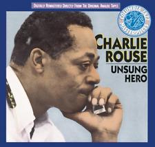 """CHARLIE ROUSE """"Unsung Hero"""" (CD 1990) Epic EK 46181 ***GREAT SHAPE*** OOP"""