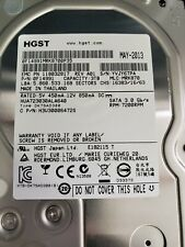 HGST HUA723030ALA640 0F14991 3TB 7.2K 3.0 Gb/s SATA 3.5 HDD