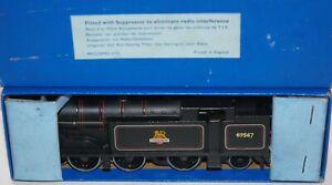 HORNBY DUBLO 3 RAIL EDL17  0-6-2  TANK BR LIVERY BLACK LOCOMOTIVE BOXED