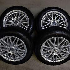 """16"""" UltraWheels RACE Kompletträder Winterreifen 205 55 für Toyota Corolla E15 18"""