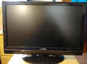 "Insignia NS-L22Q-10A, 22"" 720p HD LCD Television, Original Remote, Pre-Owned"