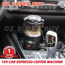12V Car E.S.E Pods And Powder Coffee Maker With Espresso Coffee Machine