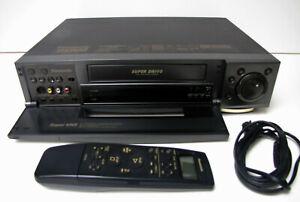 Pansonic : NV HS-900 EG, Super -VHS Video Recorder