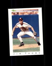 1992 Classic  Jim Thome Card # T 90 (P)