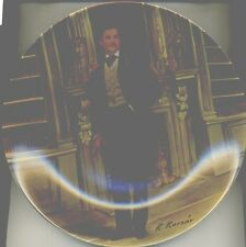Gone With The Wind 1981 Edwin Knowles Collector Plate
