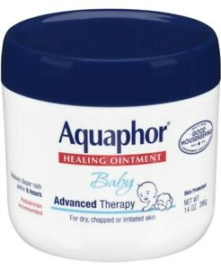 (Pack Of 3) Aquaphor Baby Advanced Therapy Healing Ointment - 14oz NEW