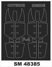 Montex 1/48 F-4 Phantom Paint Mask for Academy kit