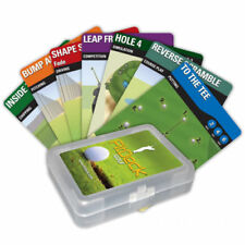 FitDeck Golf Exercise Playing Cards