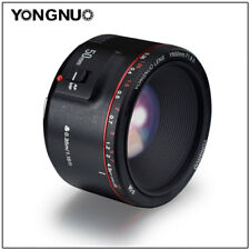 Yongnuo YN 50MM F1.8II 1:1.8 Prime Auto Focus lens For Canon EF EOS Camera
