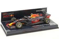 1 43 MINICHAMPS Red Bull Racing Rb14 Ricciardo 2018