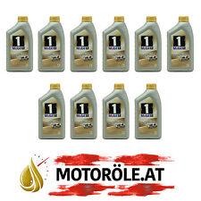 10x1 Liter Mobil 1 FS 0W-40 Motoröl - MB 229.5, Porsche A40 (ehem. NEW LIFE) 10l