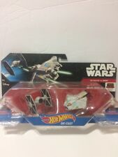 Hot Wheels Star Wars Rebels Animated Series TIE FIGHTER VS GHOST INCLUDES STANDS