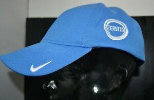 NEW Nike Blue cap Tervita logo on side, Oil & Gas industry