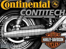 Continental Contitech Drive Belt for Harley Davidson -Teeth:137 W:1 inch