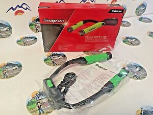 NEW SNAP ON 2021 Hands-Free Rechargeable Neck Light ECHDC038G GREEN! Fast