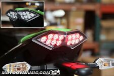 10-13 Kawasaki Z1000 Versys 11-17 Ninja 1000 INTEGRATED Signal LED Tail Light