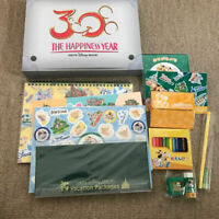 Tokyo Disney Resort 30th Anniversary Vacation Package Limited Stationary Set