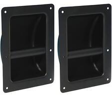 2 Schalengriffe 220x162 mm Bar Handle - Tragegriffe Boxengriffe Kistengriffe NEU
