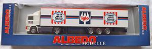 Volvo F12 Fv Iglo Lusso Eldorado Albedo 200236 Valise Ovp H0 1:87