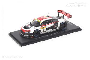 Audi R8 LMS Ultra Macau GP GT Cup 2014 Laurens Vanthoor Spark 1:43 SA071