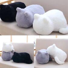 Cat Cartoon Cushion Plush Stuffed Throw Pillow Toy Doll Home XMAS Gifts Decor