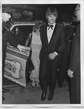 Ringo Starr original press photo 1967 John Lennon Rolls Royce at movie premiere