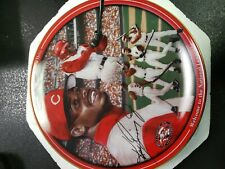 Ken Griffey Welcome To The National League Collector Plate Bradford Exchange
