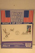 Bugs Bunny First Day Cover 1997 Warner Brothers Burbank California Artmaster