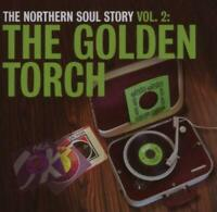 NORTHERN SOUL STORY VOLUME 2 THE GOLDEN TORCH Various NEW & SEALED CD (SONY) R&B