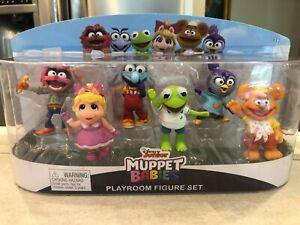 Disney Junior Muppet Babies Figure Set Of 8 Figures