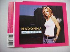 MADONNA - LOVE PROFUSION CD1 - CD SINGLE NEW UNPLAYED AUSTRALIA 2003