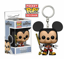 PORTACHIAVI KINGDOM HEARTS II III MICKEY MOUSE TOPOLINO POP FUNKO BIRTH BY SLEEP