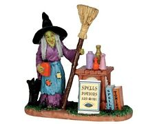 New Lemax - Witches Spells - Miniature Garden-Fairy Garden-Halloween