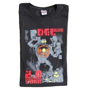Vintage Del The Funky Homosapien Hieroglyphics Tour Rap Hip Hop T-shirt Size XL